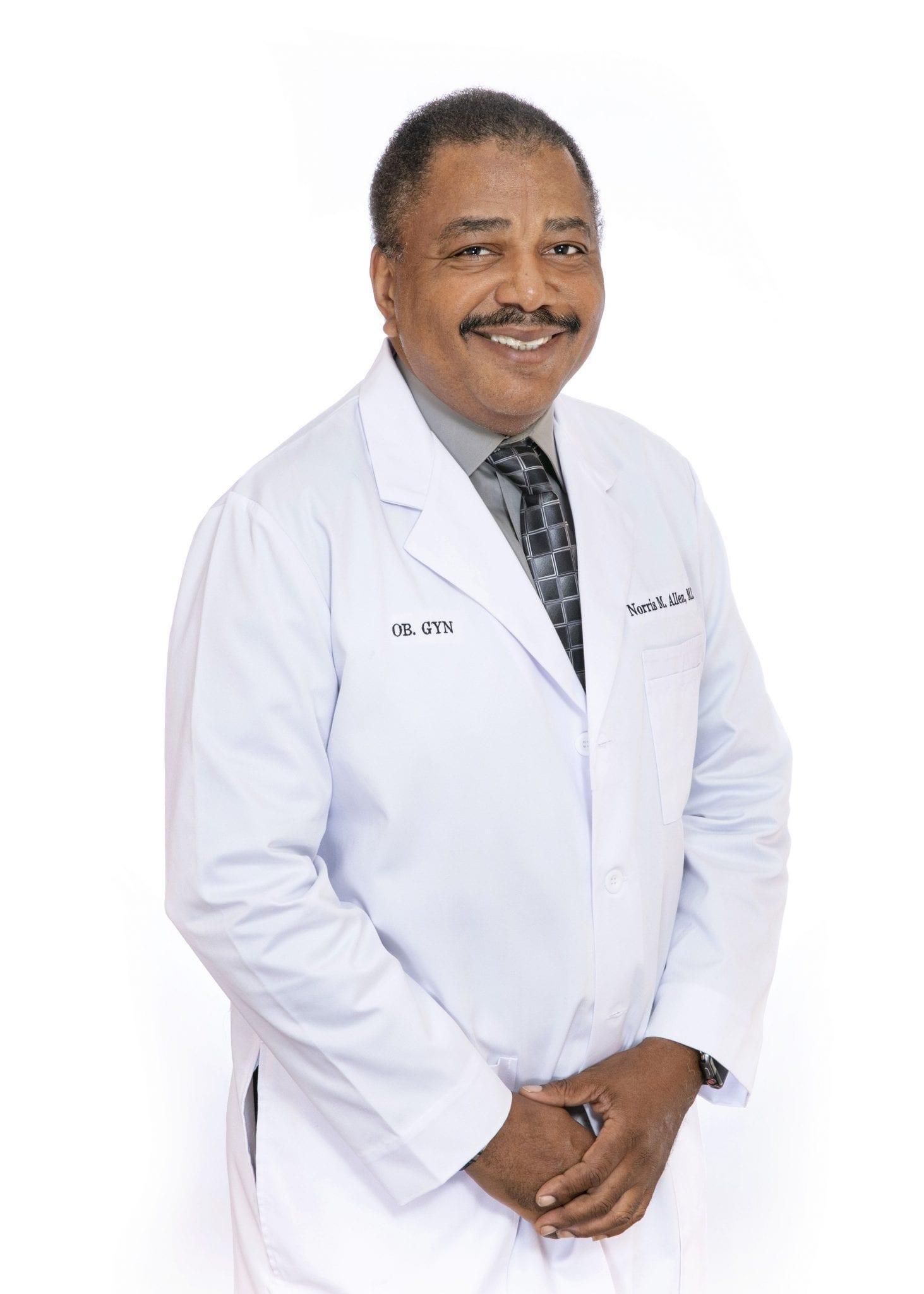 Norris M. Allen, MD, FACOG